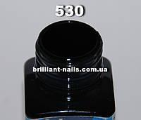 Витражный краситель 530, Черный, 5мл