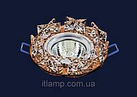 Врезной светильник со стеклом Art716119 lst