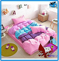 Комплект постельного белья Color Mix (евро размер)