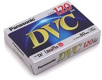 Видеокассета miniDV Panasonic AY DVM 80 FF