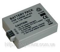 Аккумулятор батарея LP-E5 canon 450D 500D 1080 mAh