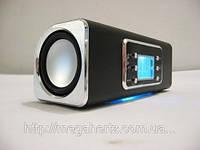 Портативные MP3 колонки от USB, FM SU-109 Black