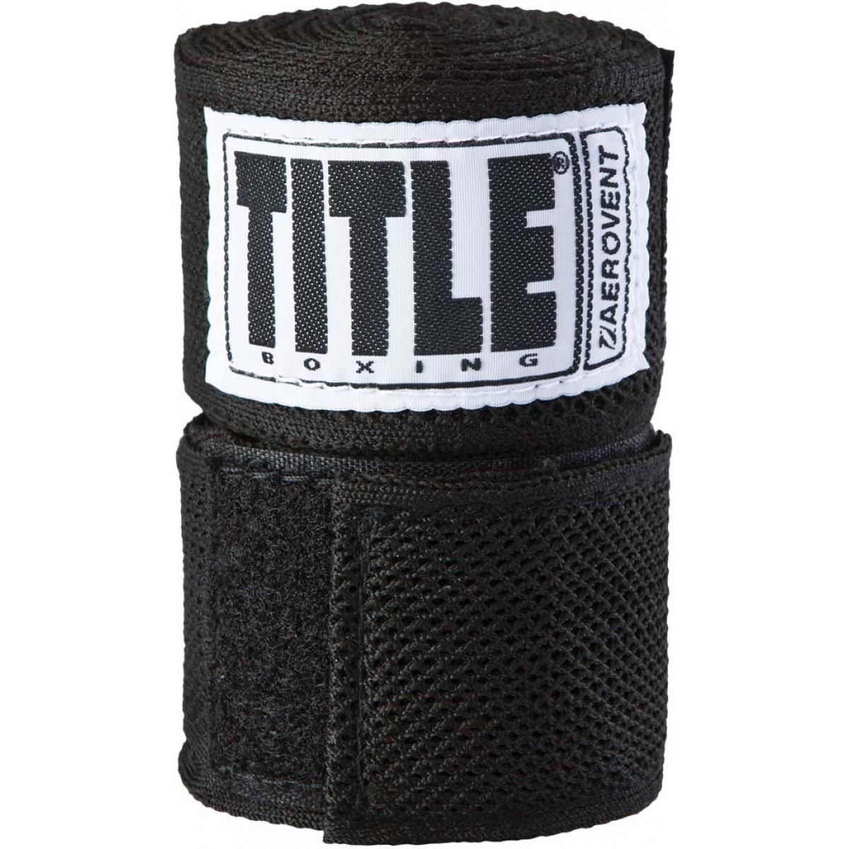 Бинты боксерские TITLE AEROVENT TB-4044