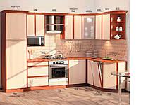 "Кухня Софт ""КХ-72"" (3,0х1,75м)(Комфорт)"