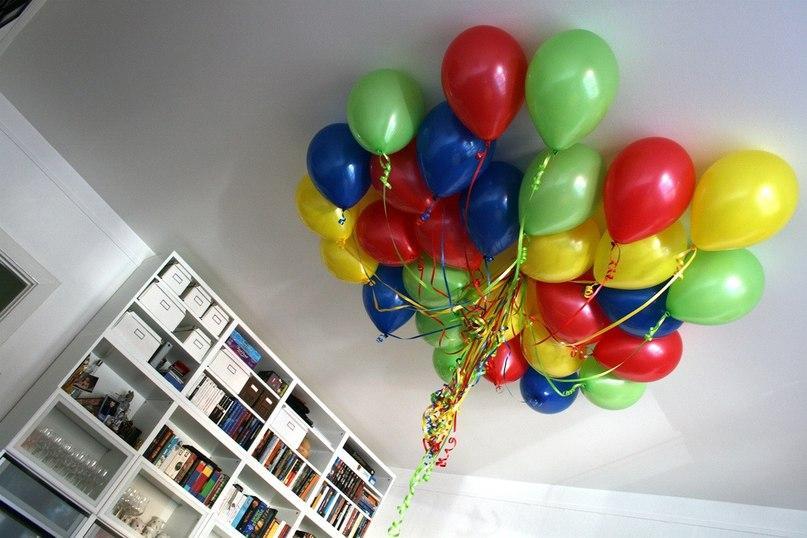 Где купить гелиевые шары в Днепре