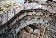 Гусеница 50-22-9СП к бульдозеры Т-130, Т-170, Б10М РАЗБОРКА БУЛЬДОЗЕРОВ!