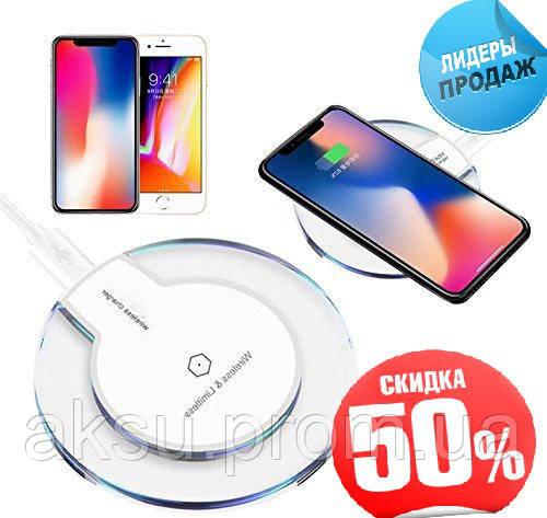 Беспроводная зарядка для телефона K9 QI wireless charger Хит продаж!