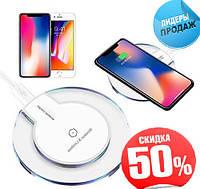 Беспроводная зарядка для телефона K9 QI wireless charger Хит продаж!, фото 1