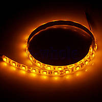 Лента желтая светодиодная 5м LED 5050 Yellow