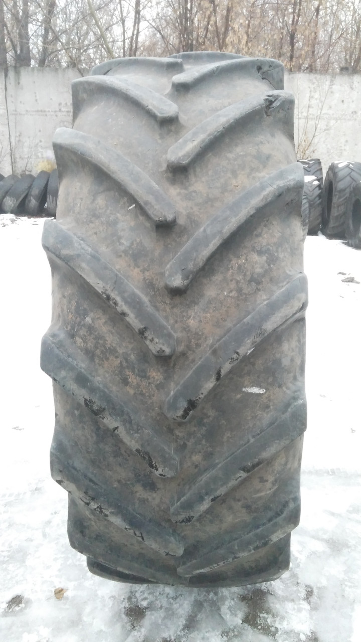 Шина б/у 650/85R38 Michelin  MachXbib для тракторов
