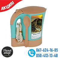 Электрочайник мини МИНУТКА Maxi 0,9 литров коричневый, фото 1