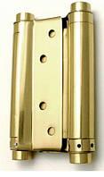 Петля барная(75*70*1.5) GP золото
