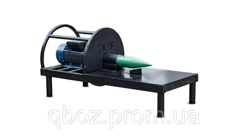 Дровокол конусный Скиф ДМ-2200. Мощность 2 кВт