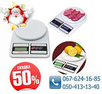 Кухонные весы Domotec ACS MS-400 до 10kg, фото 1