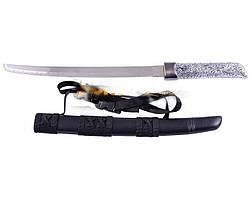 Кортик / кинжал самураев Танто сувенирный + ножны, точная копия с размерами наградного сувенирного оружия