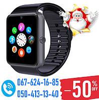 Умные часы Smart Watch Phone GT08 Смарт Вотч Bluetooth часы Original