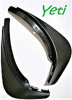 ОРИГИНАЛЬНЫЕ ЧЕХИЯ задние брызговики к-т 2 шт Шкода Йети Skoda Yeti  kea630002 SkodaMag Винница, фото 1