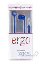 Наушники (гарнитура) Ergo VT-901 Blue
