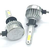 Светодиодная LED лампа головного света H1 Epistar C3 3200Lm 25Watt, фото 1