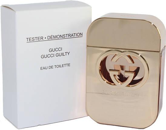 Женская туалетная вода Gucci Guilty EDT 75 ml TESTER, фото 2