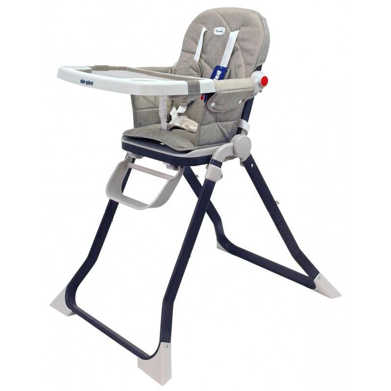 Детский универсальный стульчик для кормления Baby Mix Smart высокий CM-M006 Beige