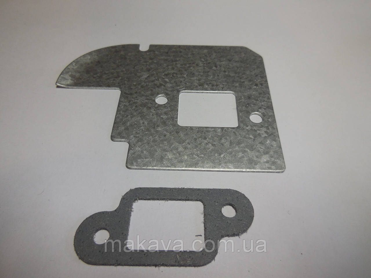 Пластина глушителя с прокладкой St MS-180