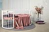 Детская кровать IngVart Smartbed Round Белый, фото 4