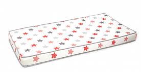 Матрас детский в кроватку Twins 3D Stars 120x60