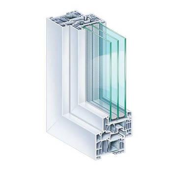 Металлопластиковые окна Кеммерлинг (система Kömmerling 88)