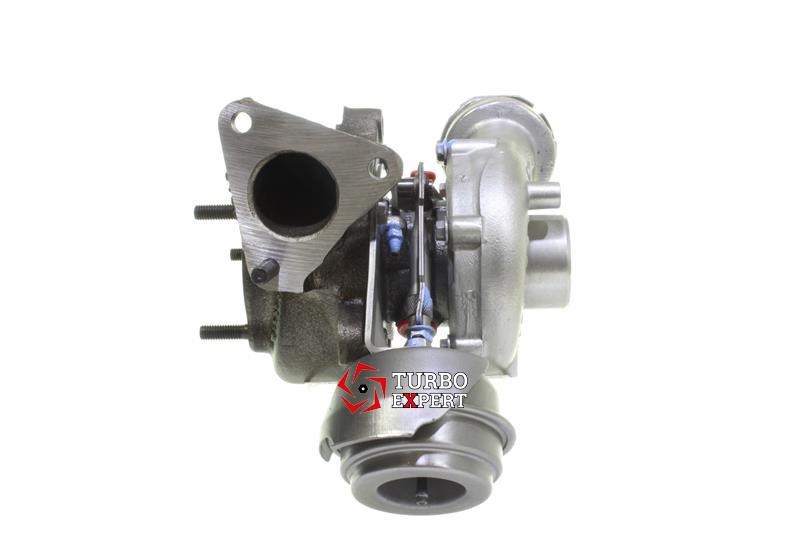 Турбины 717858-5009S, 53039880195 (Audi A4 1.9 TDI (B6) 130 HP)