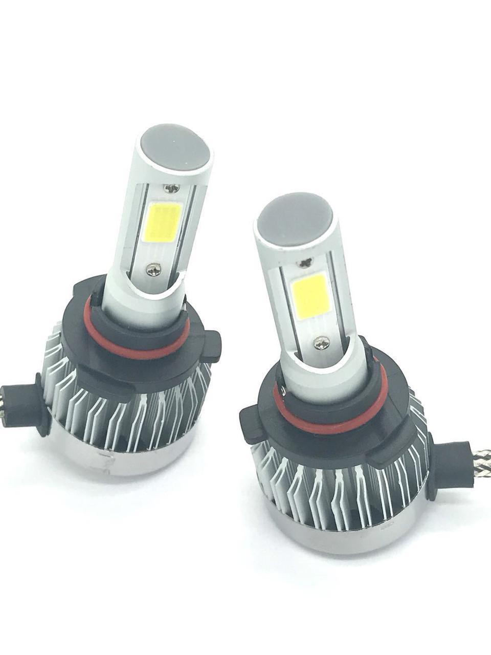 Светодиодная LED лампа головного света HB4 9006 Epistar C3 3200Lm 25Watt