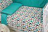 Детская постель Twins Comfort 4 элемента multi , фото 2