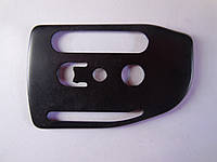 Пластина, крышка натяжителя  Hus137,142 метал