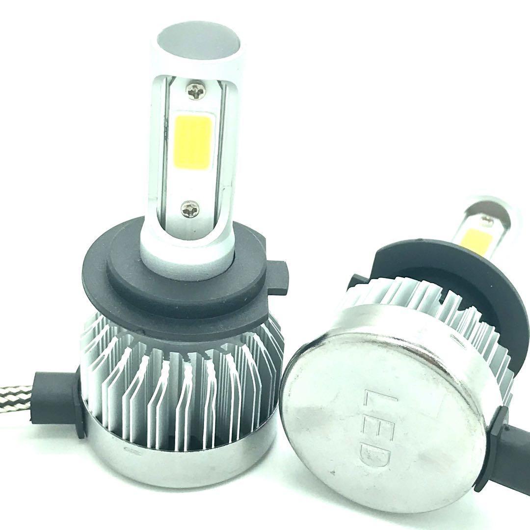 Светодиодная LED лампа головного света H27 880/881 Epistar C3 3200Lm 25Watt
