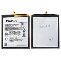 Батарея (акб, аккумулятор) Nokia HE317, HE316, HE335 для Nokia 6 Dual Sim, 3000 mAh, оригинал