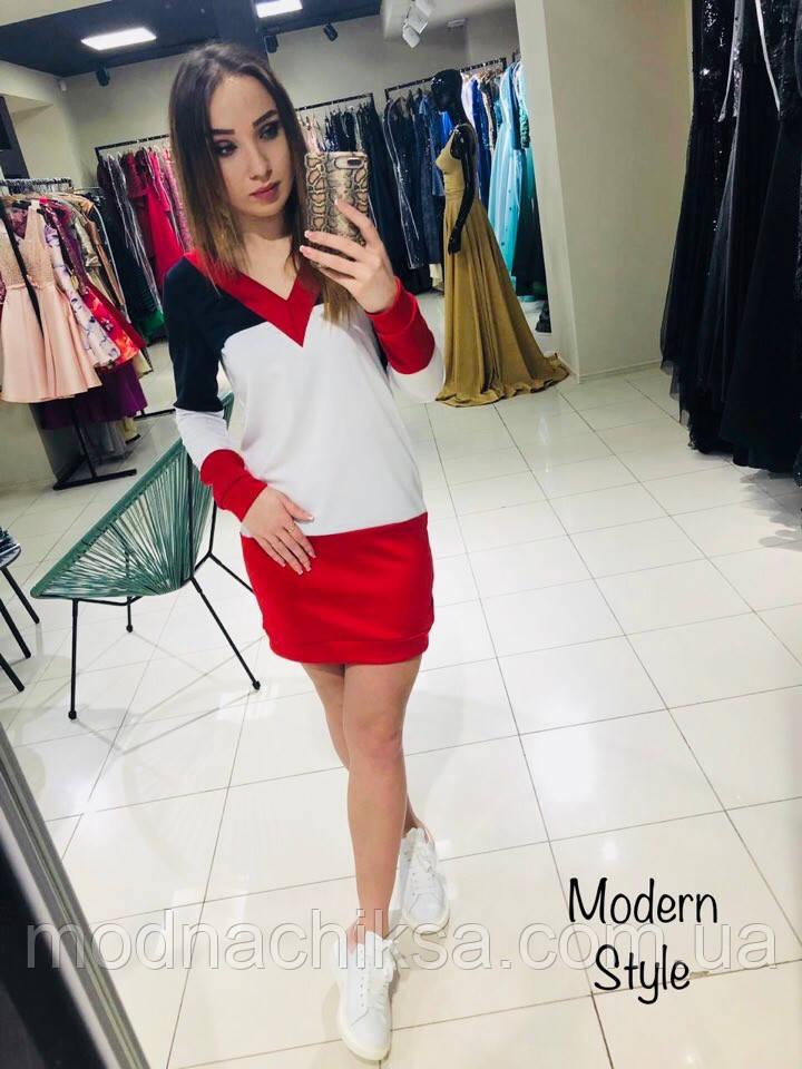 Платье женское спортивное
