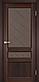 Шпоновані міжкімнатні двері Korfad Classico CL-05, фото 3