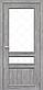 Шпоновані міжкімнатні двері Korfad Classico CL-05, фото 5
