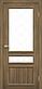 Шпоновані міжкімнатні двері Korfad Classico CL-05, фото 7