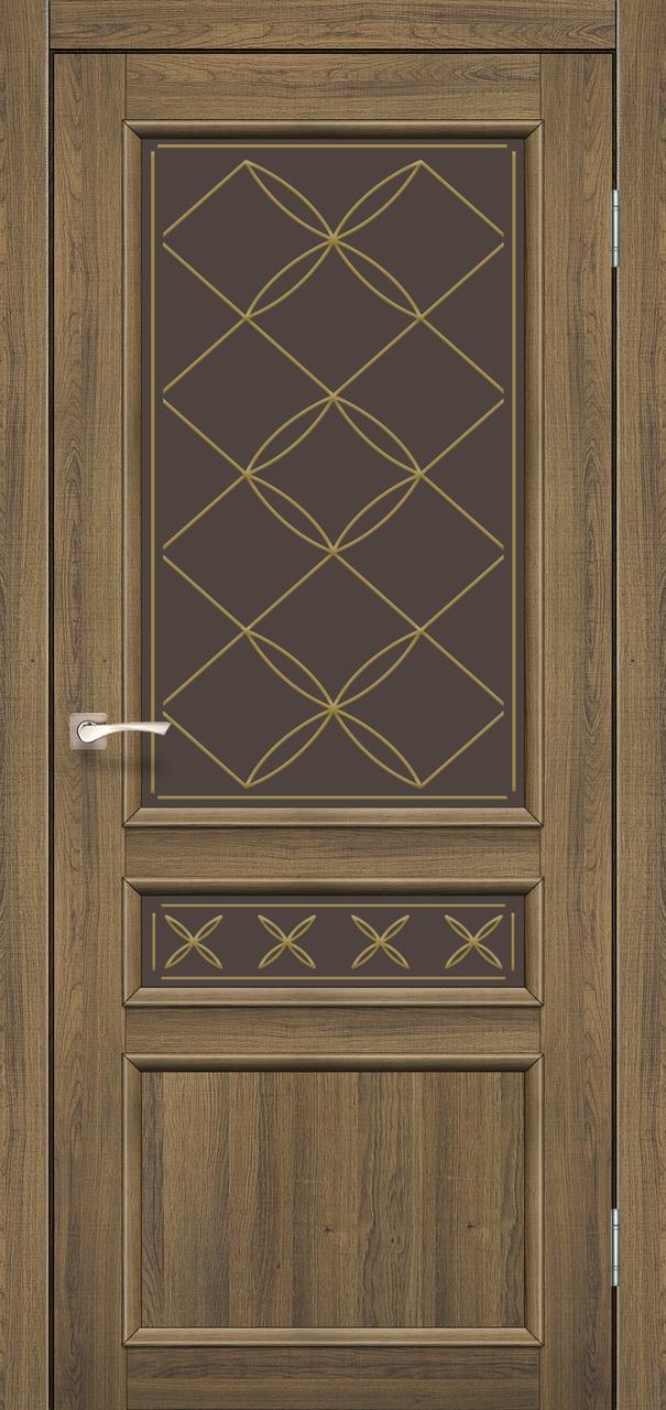 Шпоновані міжкімнатні двері Korfad Classico CL-05