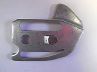 Пластина, крышка натяжителя Partner 350 метал