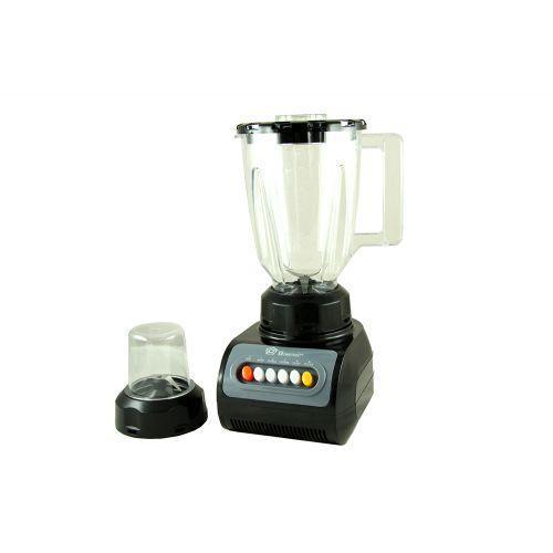 Блендер 2 в 1 Domotec MS-9099 1,5 литра с кофемолкой Домотек  ms 9099 кофемолка с блендером, фото 1