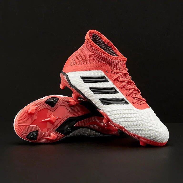 f3ca4bfe Детские Бутсы Adidas Predator 18.1 FG CP8873 (Оригинал) Sale - Football  Mall - футбольный
