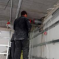 Алмазне свердління в цеглі, залізобетоні та бетоні