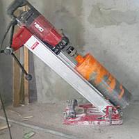 Алмазне свердління в залізобетоні, бетоні, цеглі