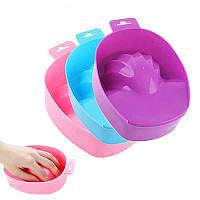 Ванночка для маникюра (цвета в ассортименте)