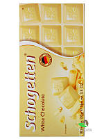 Шоколад Schogetten White Chocolate