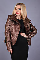 Курточка женская кожзам оптом