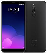 """Meizu M6t Black 3/32 Gb, 5.7"""", MT6750, 3G, 4G (Global)"""