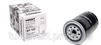 Фильтр масляный Audi/VW WUNDER WY-102